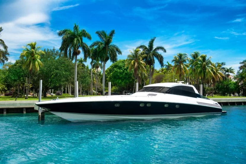 commercial yacht insurance